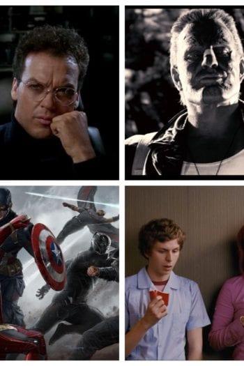 Ranking – 10 najlepszych filmów na podstawie komiksów