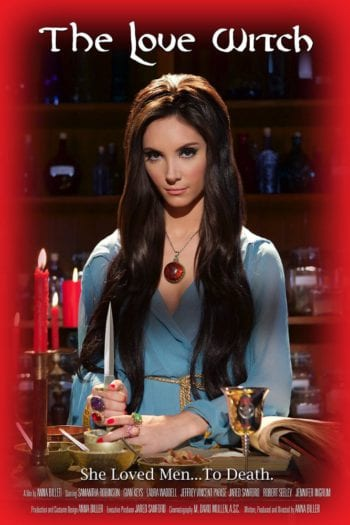 "Camping #2 – ""The Love Witch"""