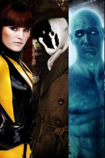 """Kto strzeże filmowców? – nowe podejście do """"Strażników"""" Alana Moore'a"""