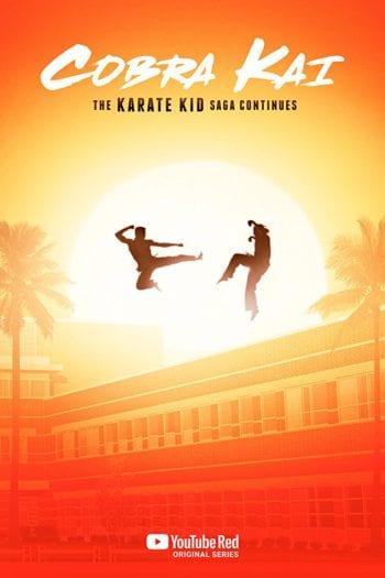 """""""Cobra Kai"""" czyli kontynuacja """"Karate Kid""""  – Recenzja 1. sezonu"""