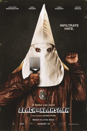 """""""BlacKkKlansman"""" – nowy Spike Lee prosto z Cannes – Recenzja"""