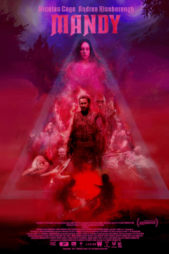 """Mandy"" – Nicolas Cage na kwasie – Recenzja"
