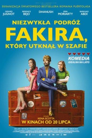 """""""Niezwykła Podróż Fakira, który utknął w szafie"""" – Recenzja w rytmach hinduskiego techno"""