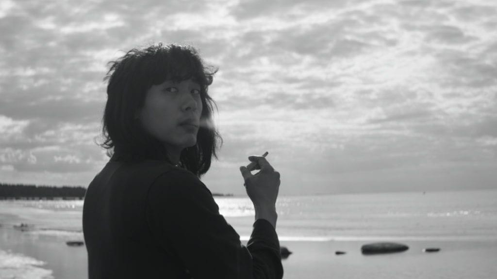 "Kadr z filmu ""Lato"""