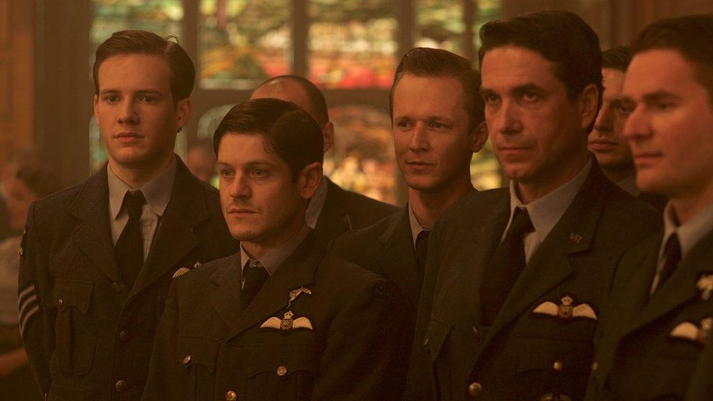 """Skład dywizjonu z filmu """"303. Bitwa o Anglię"""""""