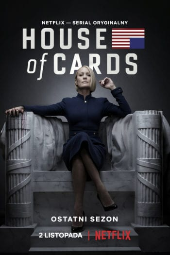 """""""House of Cards"""" – Recenzja ostatniego sezonu"""