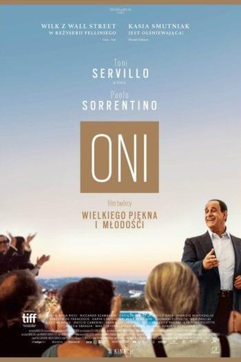 """""""Oni"""", czyli pocięty, ale wciąż dobry Sorrentino – Recenzja"""