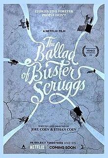 """""""Ballada o Busterze Scruggsie"""" – Coenowie podzieleni – Recenzja"""