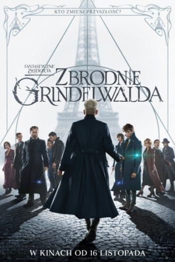 """""""Fantastyczne zwierzęta: zbrodnie Grindelwalda"""" – Recenzja"""