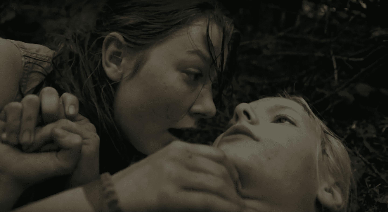 "kadr z filmu ""Utoya, 22 lipca"""