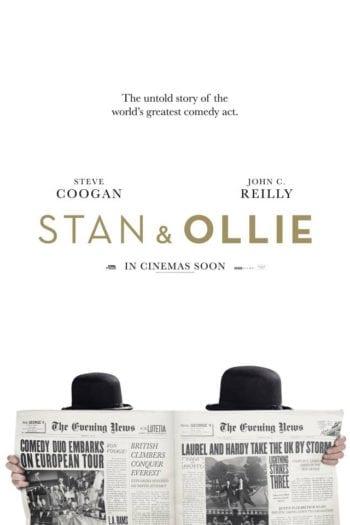 Stan & Ollie [Królowie Slapsticku] – Recenzja