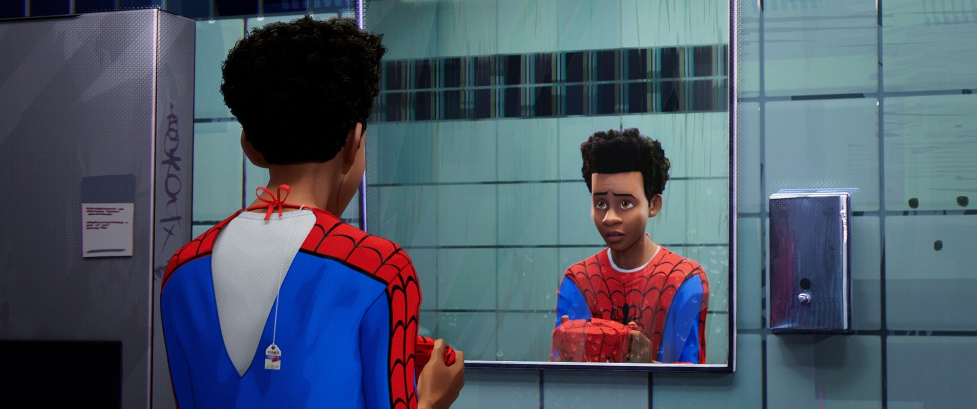 Spider-Man Uniwersum, mat. prasowe