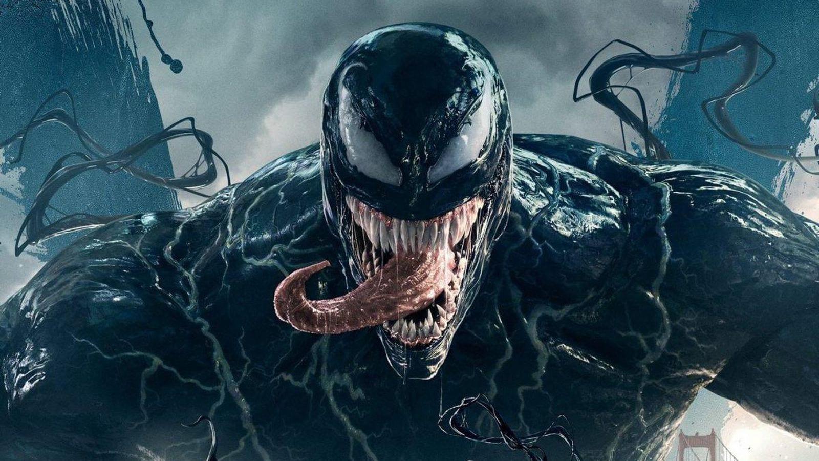 Venom, mat. prasowe