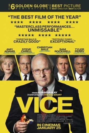 """""""Vice"""": ten wredny facet, który pociąga za wszystkie sznurki – Recenzja"""