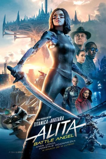 """Alita: Battle Angel"" – [RECENZJA]"