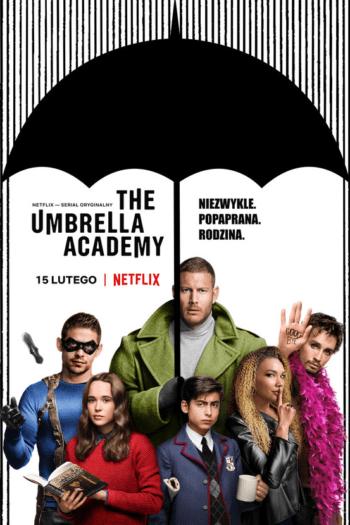 """""""The Umbrella Academy"""" [RECENZJA]"""