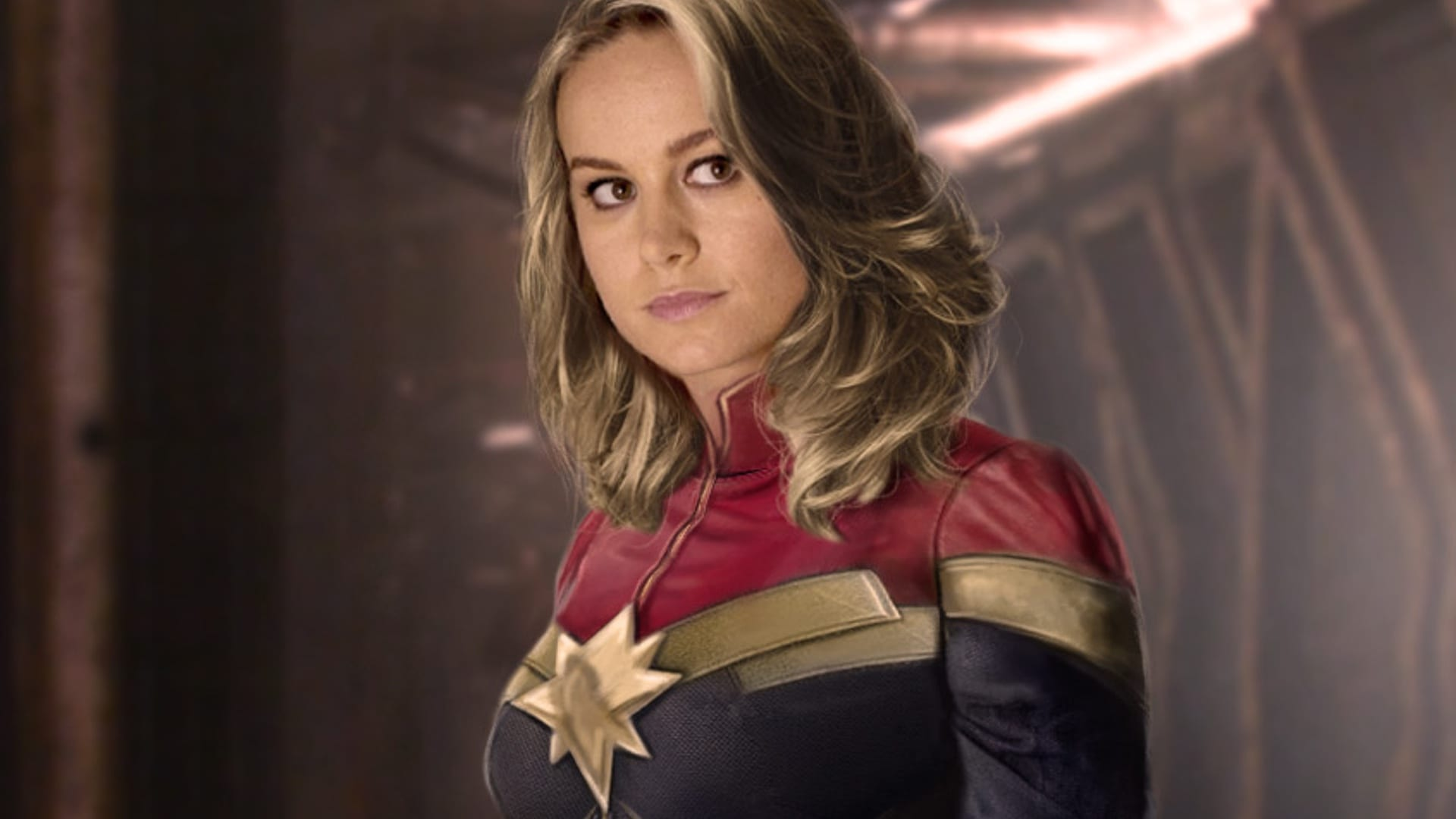 Kapitan Captain Marvel
