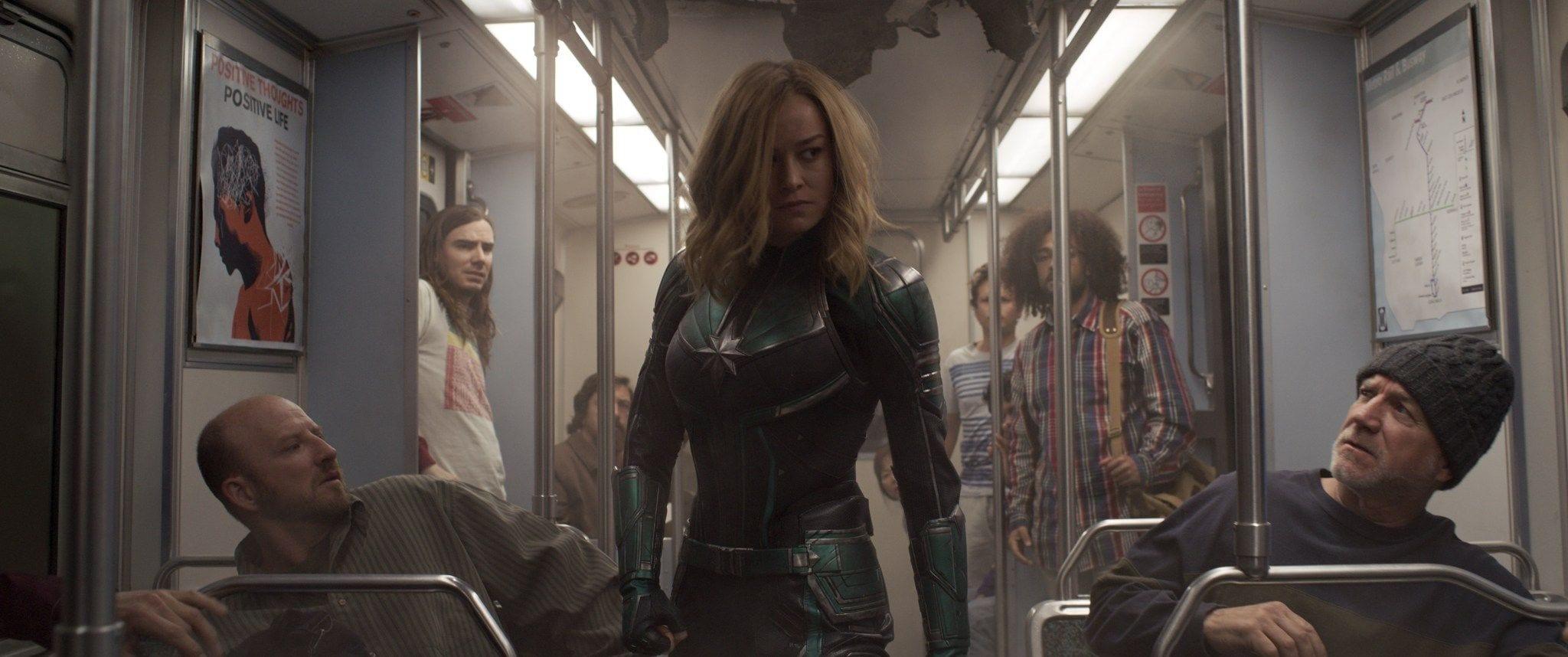 Kapitan Captain Marvel