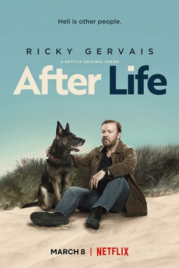 """""""After Life"""", czyli żałoba według Gervaisa [RECENZJA]"""