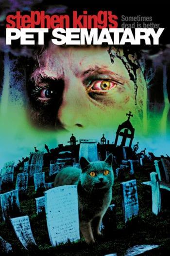 """""""Smętarz dla zwierzaków"""" (1989) – Pierwsza adaptacja książki Kinga! – Recenzja [CAMPING #26]"""