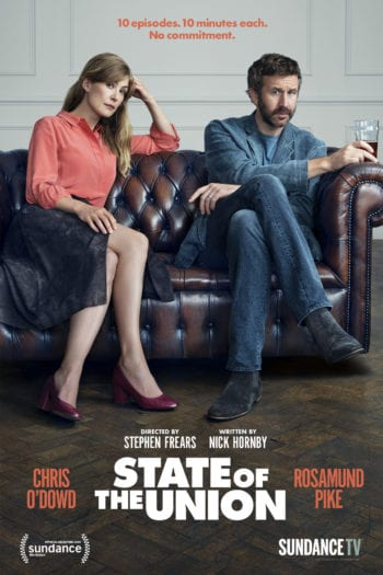 """Status związku"" albo my dinners with Rosamund Pike and Chris O'Dowd [RECENZJA]"