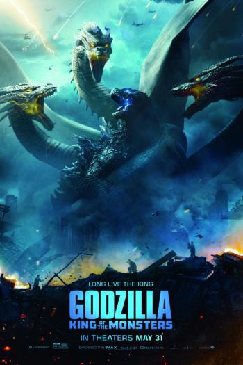 """""""Godzilla II: Król Potworów"""" – All Hail the King [RECENZJA]"""