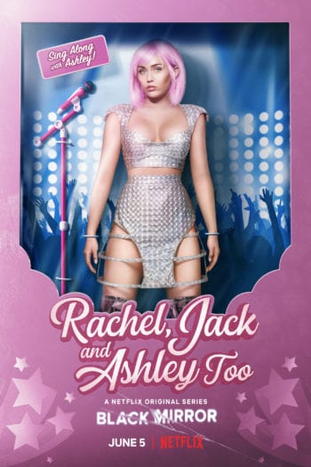 """Rachel, Jack and Ashley, too"" [""Black Mirror"": S05E03] – Hannah Montana A.D. 2019 [RECENZJA]"