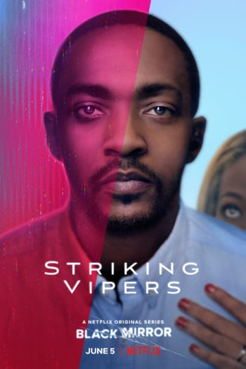 """Striking Vipers"" [""Black Mirror"": S05E01] – Seks w erze Virtual Reality [ANALIZA]"