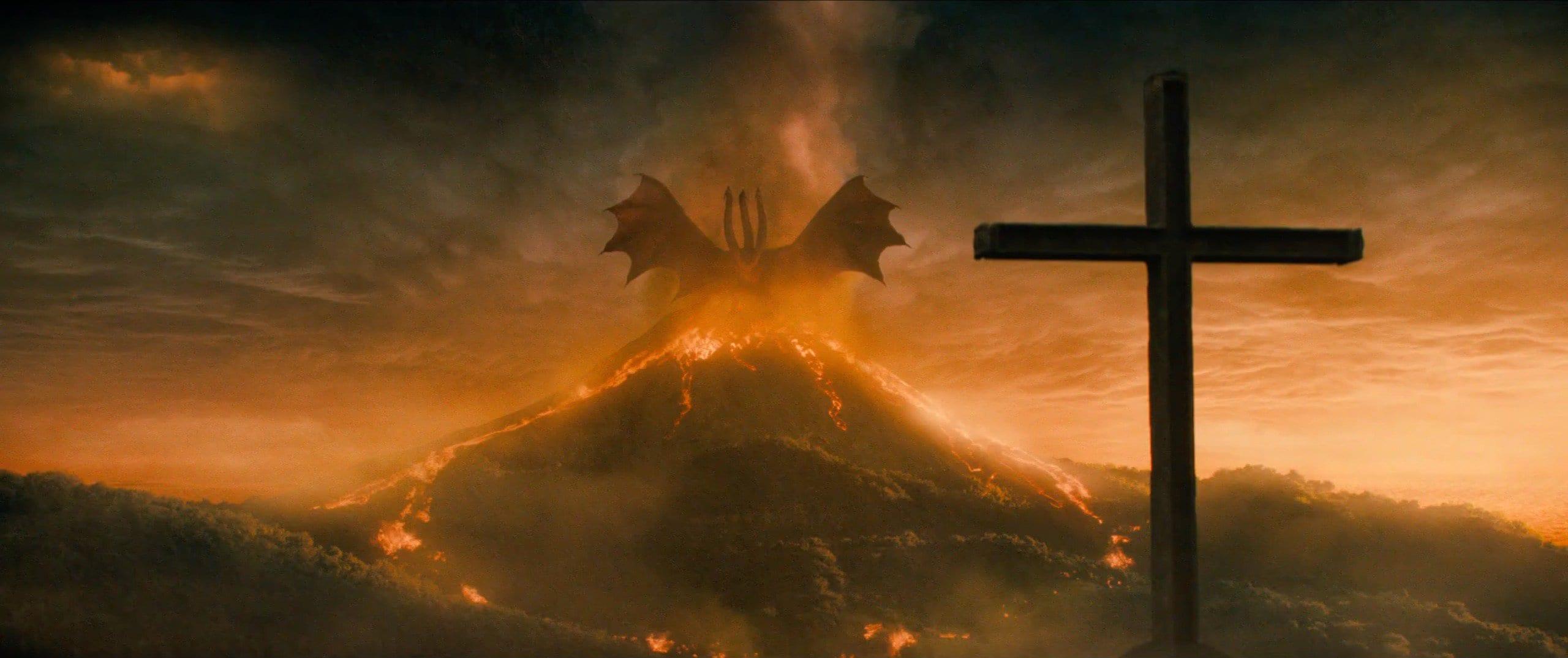 """""""Godzilla II: Król Potworów"""""""