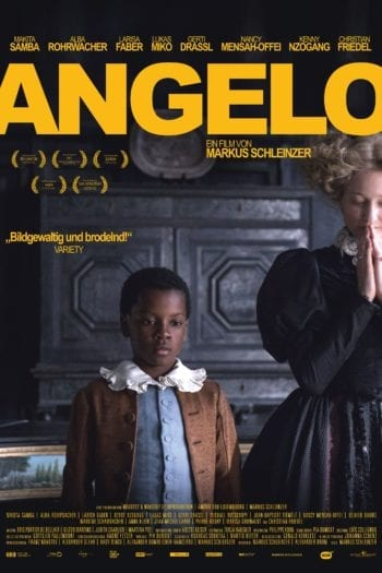 """""""Angelo"""" –Nawet anioły upadają [RECENZJA]"""