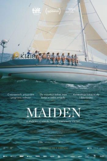 """""""Maiden"""" – na przekór prawom ludzkim i boskim [RECENZJA]"""