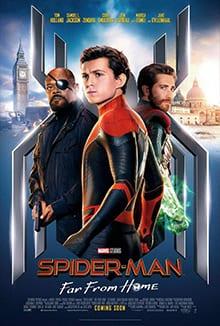 """""""Spider-Man: Daleko od domu"""" – Powrót przyjaznego pająka z sąsiedztwa [RECENZJA]"""