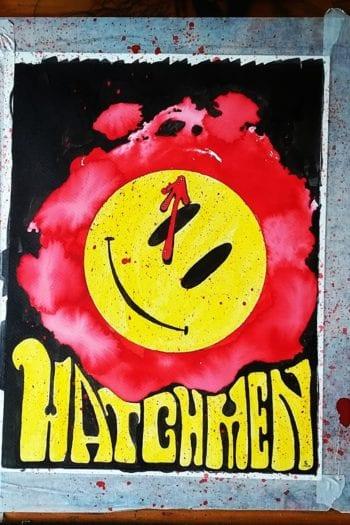 """W piekle sumienia – analiza komiksu i filmu """"Watchmen"""" (Strażnicy)"""