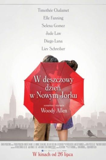 """""""W deszczowy dzień w Nowym Jorku"""", czyli paracaprowskie wyznania nihilistycznego studenta kulturoznawstwa [RECENZJA]"""