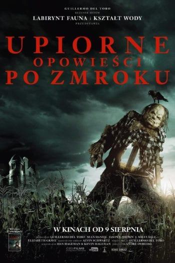 """""""Upiorne opowieści po zmroku"""" – You don't read the book, the book reads you. [RECENZJA]"""