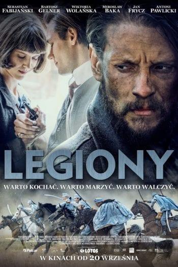 """""""Legiony""""… i była miłość na wojnie [RECENZJA]"""
