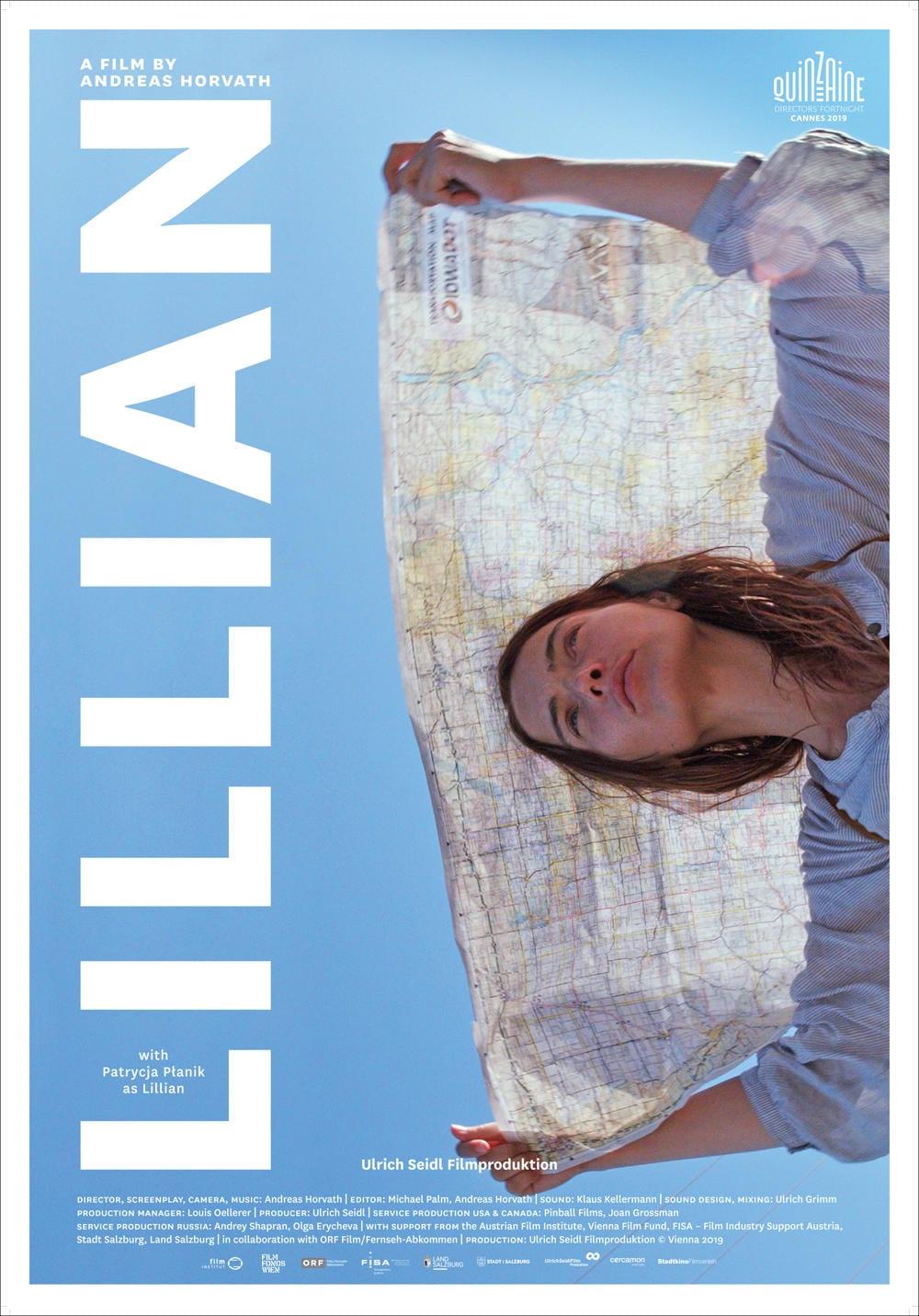 Lillian plakat / poster