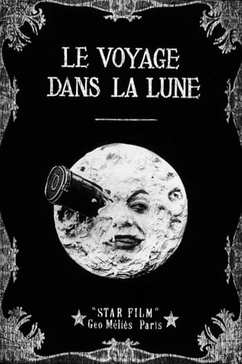 """Klasyka z Filmawką – """"Podróż na księżyc"""" Georgesa Mélièsa, czyli narodziny marzeń"""