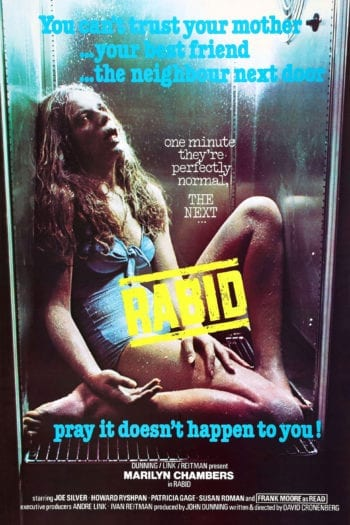 """Wściekłość"" Davida Cronenberga [CAMPING #44]"