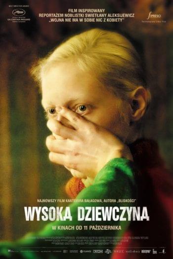 """""""WYSOKA DZIEWCZYNA"""" w kinach od 11 października!"""