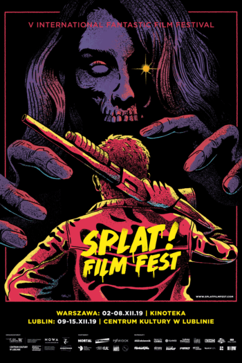 Jaki będzie Splat!FilmFest 2019? Nadchodzi największy festiwal nowego kina grozy w Polsce!