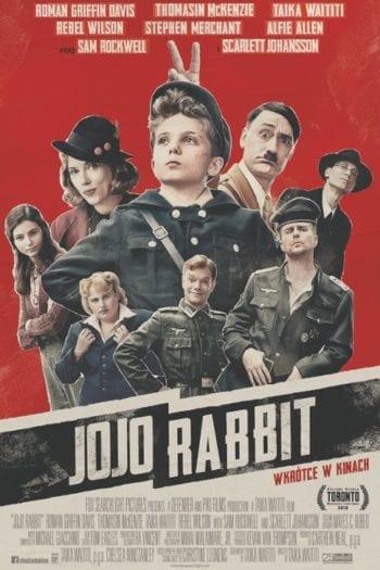"""""""Jojo Rabbit"""" – Dorastanie pod okiem Hitlera [RECENZJA]"""