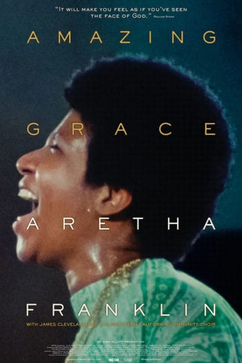 """Amazing Grace: Aretha Franklin"" – Use this gospel for protection, It's a hard road to Heaven [RECENZJA]"