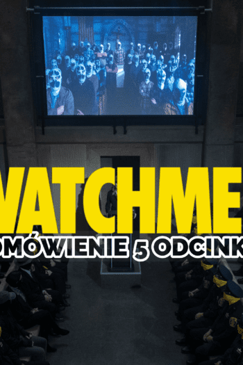 """Watchmen"": Omawiamy 5 odcinek serialu HBO"