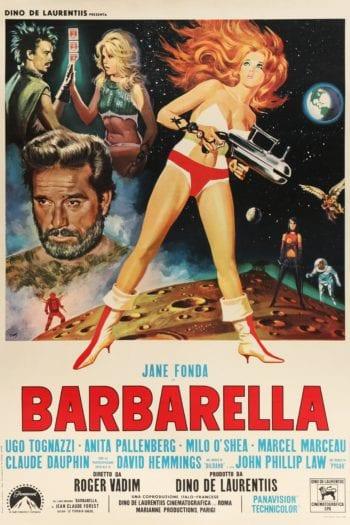 """Barbarella"" – Kosmiczna erotyka [CAMPING #46]"