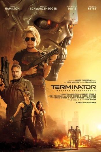 """""""Terminator: Mroczne przeznaczenie"""" – Cyborgi bez nierdzewnej powłoki [RECENZJA]"""