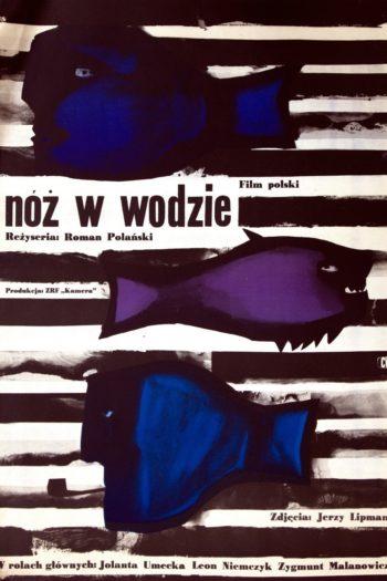"""Roman Polański: """"Nóż w wodzie"""""""