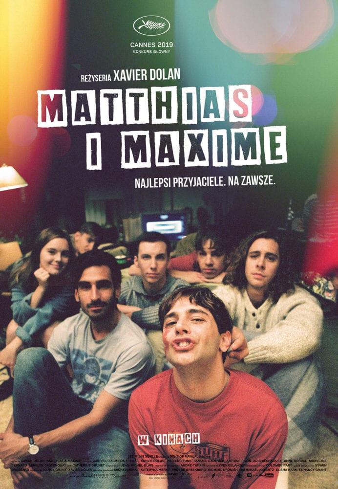 Matthias i Maxime plakat