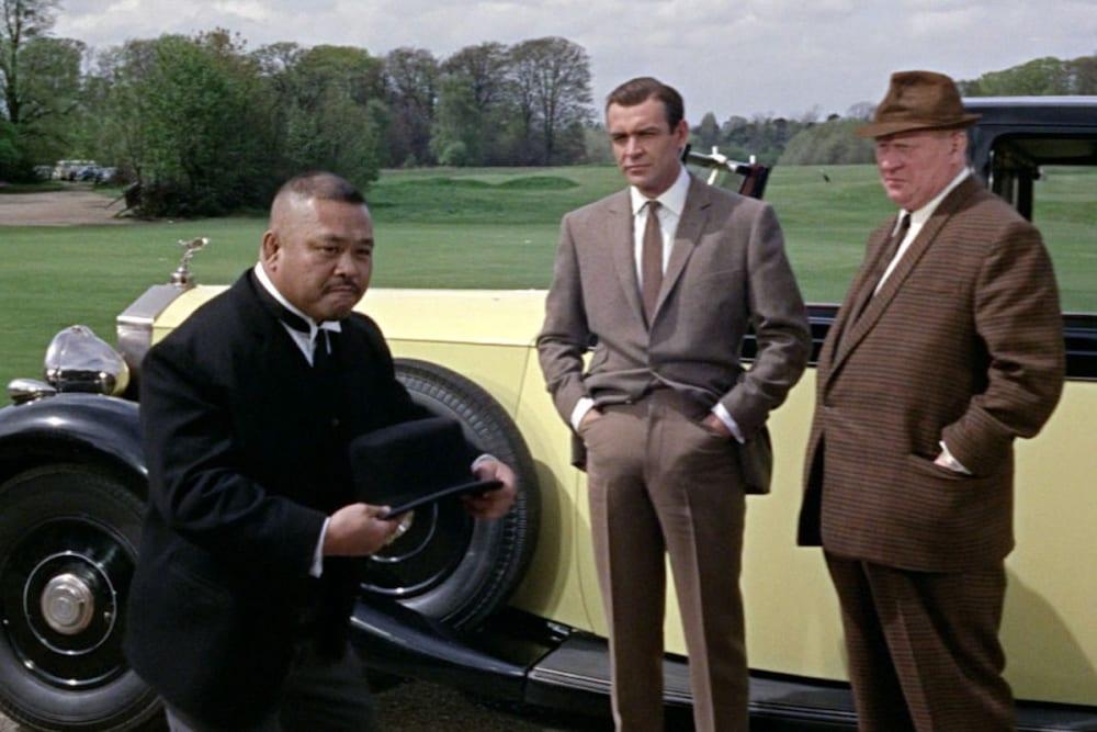 Goldfinger James Bond