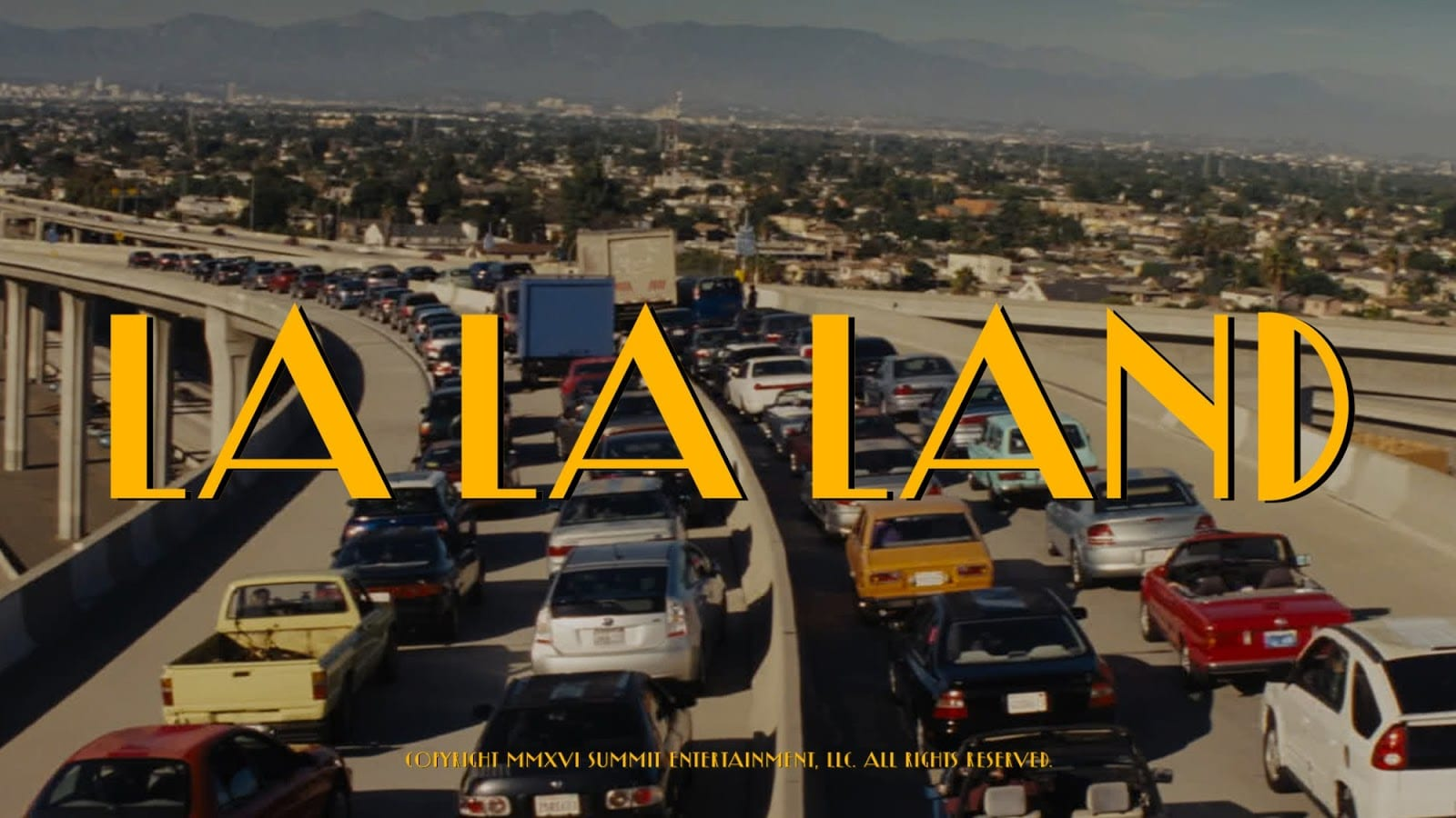 """fot. kadr z """"La La Land"""""""